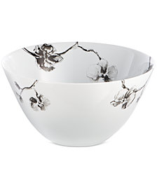 Michael Aram Dinnerware, Black Orchid Serving Bowl