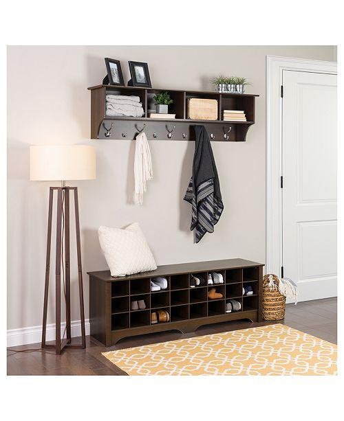 Miraculous 24 Pair Shoe Storage Cubby Bench Evergreenethics Interior Chair Design Evergreenethicsorg