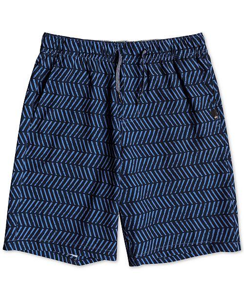 Quiksilver Big Boys Amphibian Printed Shorts