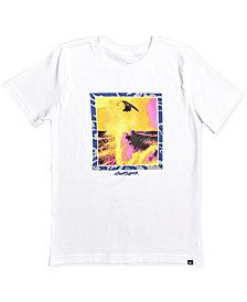 Quiksilver Big Boys Wave-Print Cotton T-Shirt