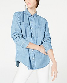 Organic Cotton Button-Down Shirt