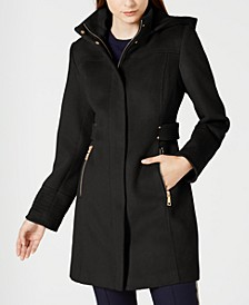 Hooded Walker Coat