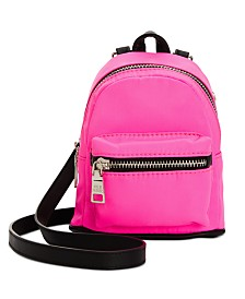 Steve Madden Alana Neon Micro Backpack Crossbody