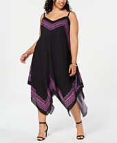 Dresses Trendy Plus Size Clothing - Macy\'s
