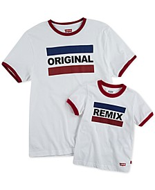Men's Dad & Me Remix T-Shirt Collection