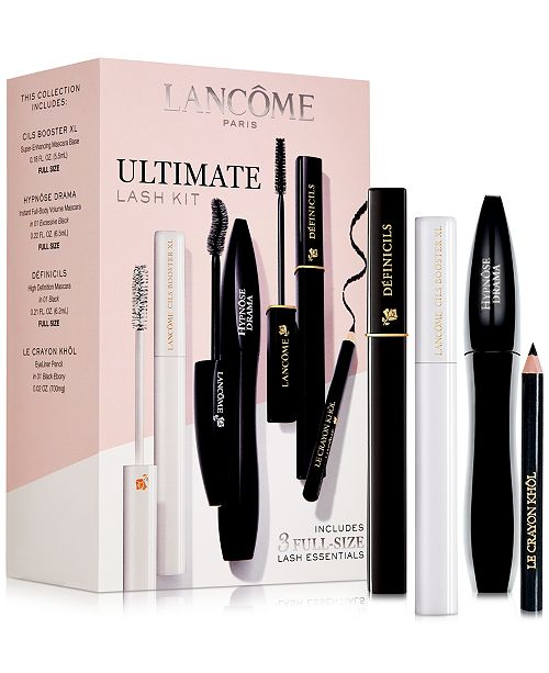 Lancome 4-Pc. Ultimate Lash Set