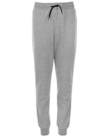 Big Boys Interlock Sweatpants, Created for Macy's