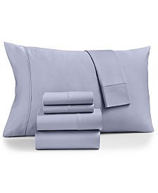 Fairfield Square Collection Brookline 1400-Thread Count 6-Pc. Sheet Sets