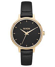 Women's Medium Kensington Leather Strap Watch 32mm