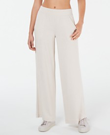 Ideology Wide-Leg Sweatpants, Created for Macy's