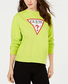 GUESS Neon Graphic Sweatshirt