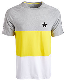 ID Ideology Men's Colorblocked T-Shirt, Created for Macy's