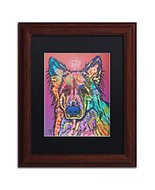 """Dean Russo 'Timber' Matted Framed Art - 11"""" x 14"""""""