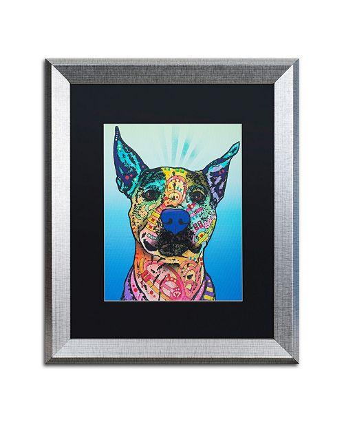 "Trademark Global Dean Russo 'Lani Ruth 25' Matted Framed Art - 16"" x 20"""