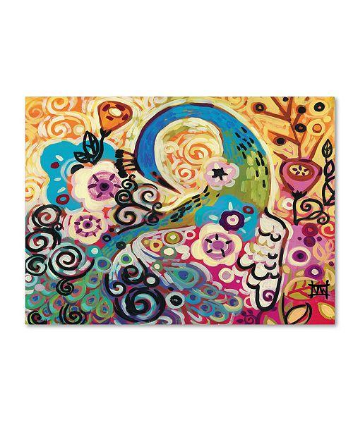 "Trademark Global Natasha Wescoat '046' Canvas Art - 35"" x 47"""