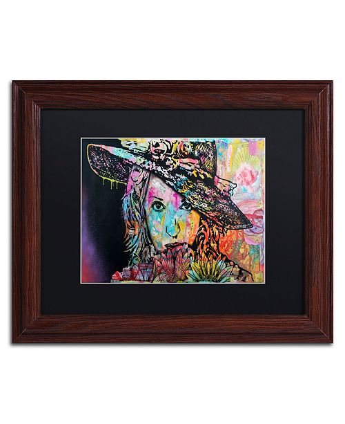 "Trademark Global Dean Russo 'Venus' Matted Framed Art - 11"" x 14"""