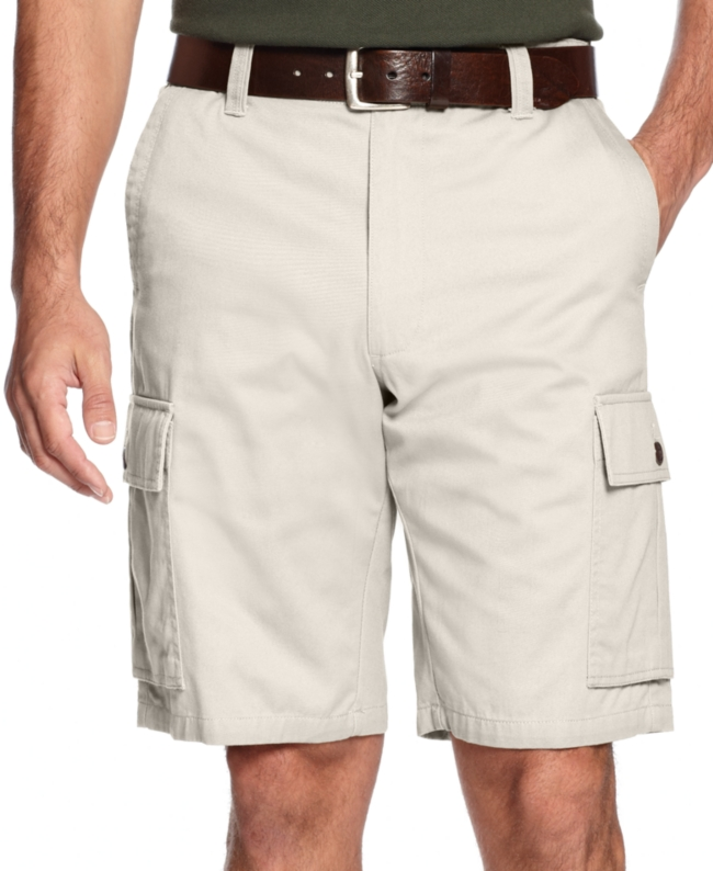 Dockers Men's Classic Fit Cargo Shorts Classic D3 | Clothing