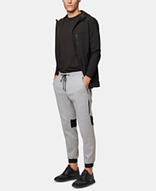 BOSS Men's Keen2-1 Tapered-Fit Jogging Pants