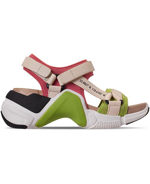 many choices of special discount of outlet boutique Los Angeles Women's Neo Block - Didi Athletic Sandals from Finish Line