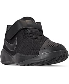 Little Boys' Team Hustle Quick 2 Basketball Sneakers from Finish Line