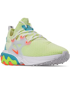Women's Presto React Casual Sneakers from Finish Line