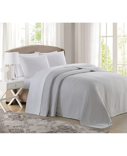 Charisma 100% Cotton Deluxe Woven King Blanket