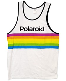 Polaroid Men's Logo Tank