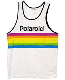 Polaroid Men's Logo Tank