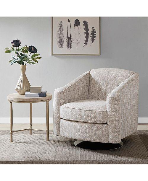 Aldi Swivel Accent Chair Review: Furniture Galway Swivel Accent Chair & Reviews