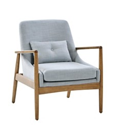 Prescott Accent Chair, Quick Ship