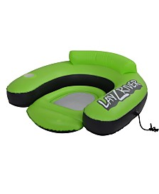 Blue Wave Sports Lazy River Inflatable Swim Lounge River Float