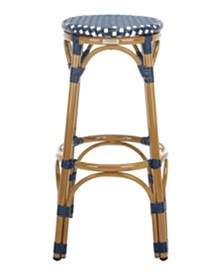 Sensational Safavieh Gresley French Bistro Counter Stool Quick Ship Ibusinesslaw Wood Chair Design Ideas Ibusinesslaworg