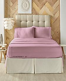 Five Queens Court Royal Fit 800 TC Cotton-blend Queen Sheet Set