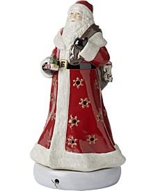 Christmas Toy Memory Musical Santa