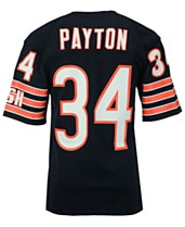 a1b12e0ff Mitchell & Ness Men's Walter Payton Chicago Bears Authentic Football Jersey
