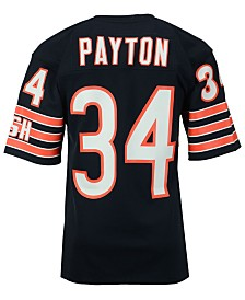 new concept f304e 15b54 Mitchell   Ness Men s Walter Payton Chicago Bears Authentic Football Jersey