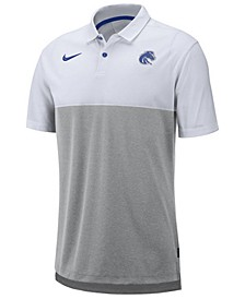Men's Boise State Broncos Dri-Fit Colorblock Breathe Polo