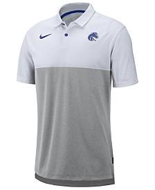 Nike Men's Boise State Broncos Dri-Fit Colorblock Breathe Polo