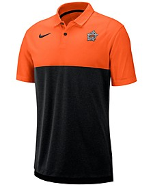 Men's Oklahoma State Cowboys Dri-Fit Colorblock Breathe Polo