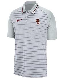 Nike Men's USC Trojans Stripe Polo