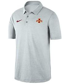 Nike Men's Iowa State Cyclones Dri-FIT Breathe Polo