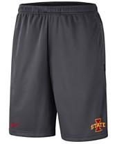 big sale f9cdd 66078 Nike Men s Iowa State Cyclones Dri-FIT Coaches Shorts