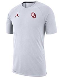 Jordan Men's Oklahoma Sooners Alpha Dry T-Shirt