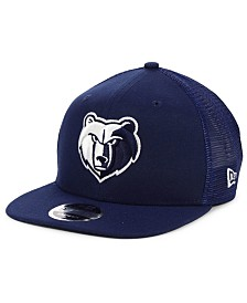 New Era Memphis Grizzlies Dub Fresh Trucker 9FIFTY Snapback Cap
