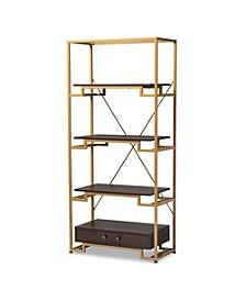 Cerelia Bookcase