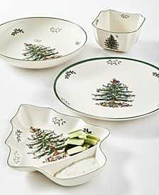 Christmas Tree Serveware  Collection