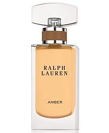Ralph Lauren Amber Eau de Parfum Spray, 3.4-oz.