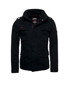 Details about Superdry Axis Padded Jacket