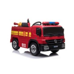 Blazin' Wheels 12 Volt Battery Operated Fire Truck