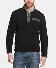 Men's Arctic Terrain Classic-Fit Polar Fleece Sweater